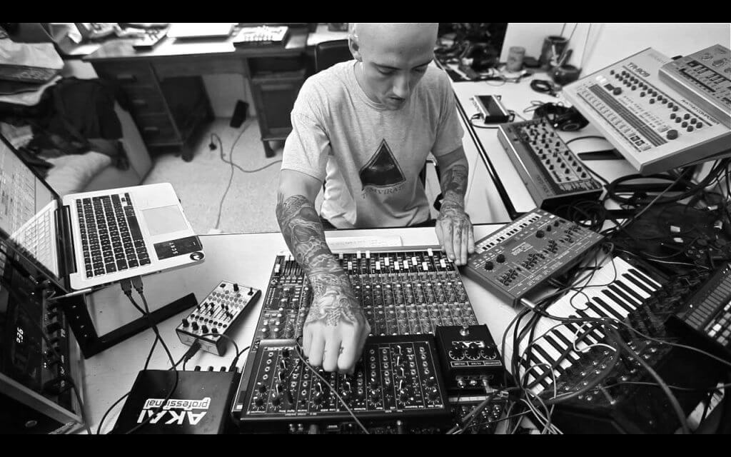 Techno producer